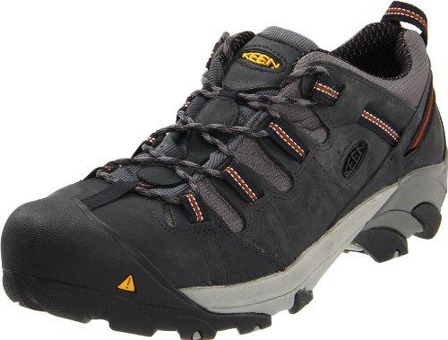 Keen Utility Men's Detroit Low Steel Toe Shoe,Peacoat,8 D  US