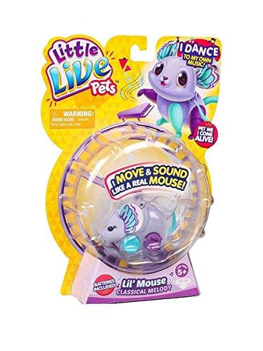 Little Live Pets - Lil' Mouse Series 3 - Wild Beatz (P)