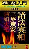 法華経入門―七つの比喩に凝集した人間性の真実 (ノン・ブック)