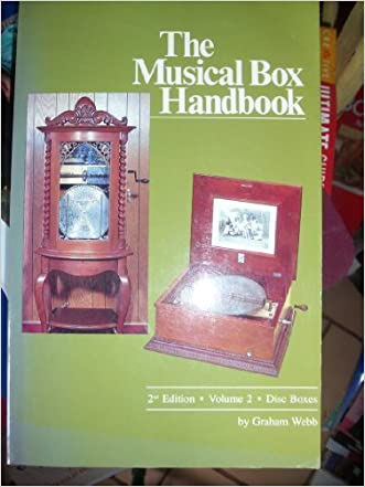 The Musical Box Handbook: Disc Boxes / Vol 2
