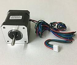 NEMA 17 Stepper motor (High Torque) for 3d printer.