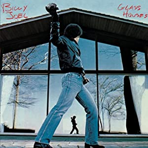 Cover of &quot;Glass Houses&quot;
