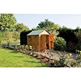 Rowlinsons Premier Range 10x8 Shed