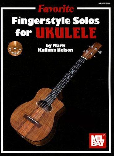 Favorite Fingerstyle Solos for Ukulele