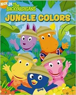 Amazon.com: Jungle Colors (The Backyardigans ...