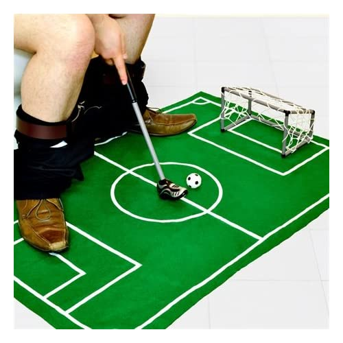 Toilet Football Set - Potty Putting Novelty Toy - Boy, Boys, Child, Kids Popular, Best, Top Selling Xmas, Christmas...