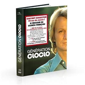 Génération Cloclo (Coffret 1 CD + 1 DVD)