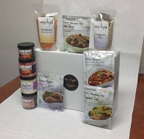 Indian Food Gift Or Sampler - Indian Gourmet Pantry