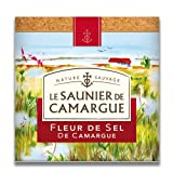 Le Saunier de Camargue Fleur de Sel 125g x 2