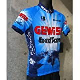 B・EMME Gewiss Ballan SS Jersey ブルー M(AB12B-GWB-M)