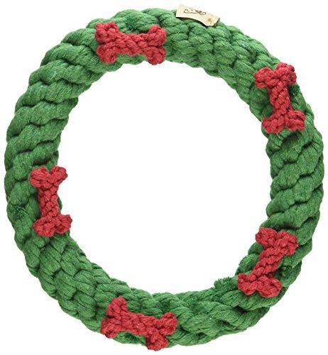 jax-and-bones-rope-dog-toy-5-inch-good-karma-holiday-ring-by-jax-bones