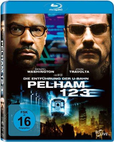 Die Entführung der U-Bahn Pelham 123 [Blu-ray]