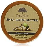 Tree Hut Shea Body Butter Original 7-Ounce Jars (Pack of 3)