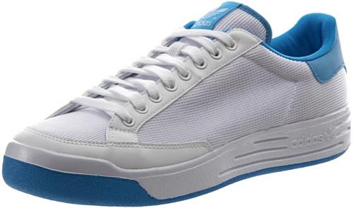 Zapatillas adidas Originals Rod Laver Laver Basket, Basket, Blanco