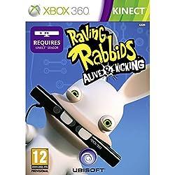 Raving Rabbids: Alive & Kicking (Kinect) /X360