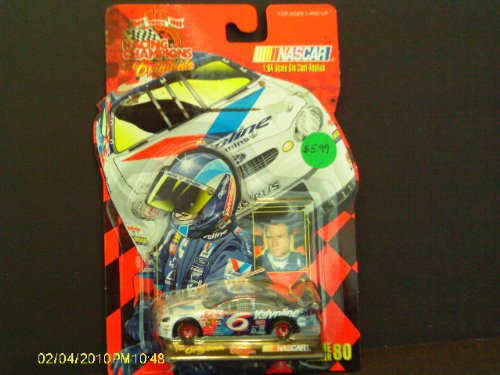 #6 Mark Martin Valyoline Stock Car The Originals Issue Number 80