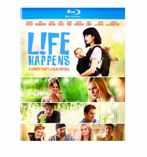 Cover art for  Life Happens [Blu-ray]