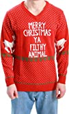 Ugly Christmas Sweater Home Alone Mer…