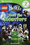 Dk Readers Lego Monster Fighters Leve...