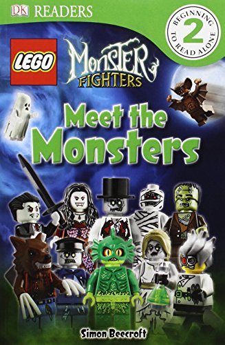 Lego Monster Fighters: Meet the Monsters (Dk Readers. Level 2)
