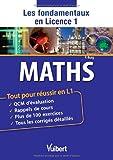 Mathématiques - Tout pour réussir en L1