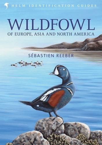 Wildfowl of Europe, Asia and North America (Helm Identification Guides)