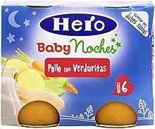 Hero Baby Pollo con Verduritas - Pack de 2 x 190 g - Total: 380 g