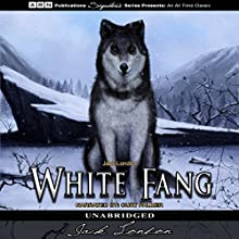 White Fang Audiobook by Jack London Narrated by Curt Palmer