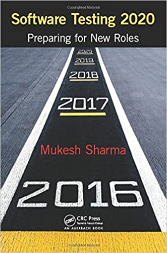 Software Testing 2020 by Mukesh Sharma-P2P – Releaselog