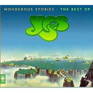 Wonderous Stories-the Best of Yes [Import]: Yes