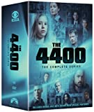 Cover art for  The 4400: The Complete Series