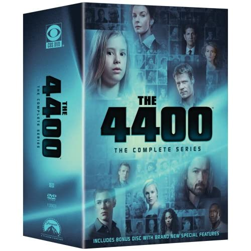 The 4400: The Complete Series movie