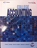 9780763834968: College Accounting, Chapters 1-28 [Text Only] Hardover