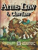 img - for Arms Law and Claw Law (Rolemaster) book / textbook / text book