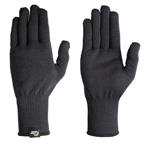 lowe-alpine-stretch-knit-glove-black-size-medium