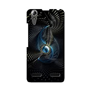 Phone Candy Designer Back Cover with direct 3D sublimation printing for Lenovo A6000