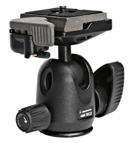 Manfrotto 494RC2 Ball Head with Friction Control