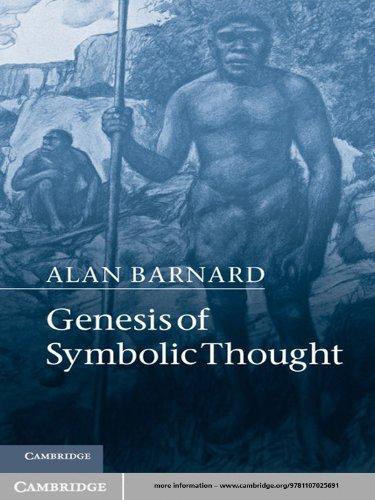 Alan Barnard - Genesis of Symbolic Thought