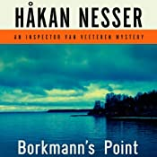 Borkmann's Point: An Inspector Van Veeteren Mystery | Håkan Nesser, Laurie Thompson (translator)