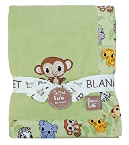 Trend Lab Riley Tiger And Friends Baby Bedding Baby