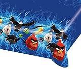 Amscan-9900931-Alfombra de mesa Angry birds