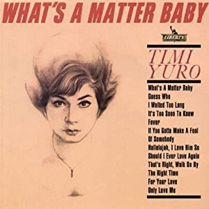 """Cover of """"What's a Matter Baby"""""""
