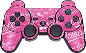 MLB - Baltimore Orioles - Baltimore Orioles - Pink Cap Logo Blast - Sony PS3 Dual... by Skinit