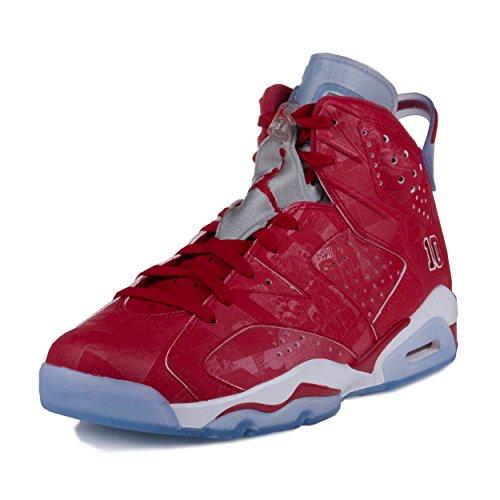 Nike Mens Air Jordan 6 Retro X Slam Dunk Varsity Red-White