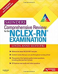 Saunders Comprehensive Review for the NCLEX RN Examination by Silvestri PhD RN