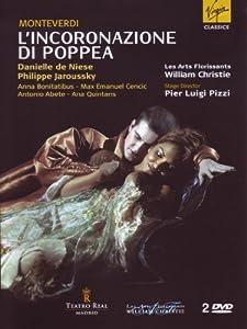 Monteverdi, Claudio - L'incoronazione di Poppea [2 DVDs]