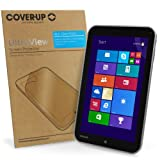 Cover-Up UltraView Toshiba Encore (8-inch) Tablet Crystal Clear Invisible Screen Protector