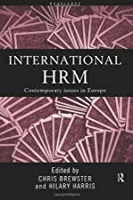 International Human Resource Management A European Perspective by Dickmann