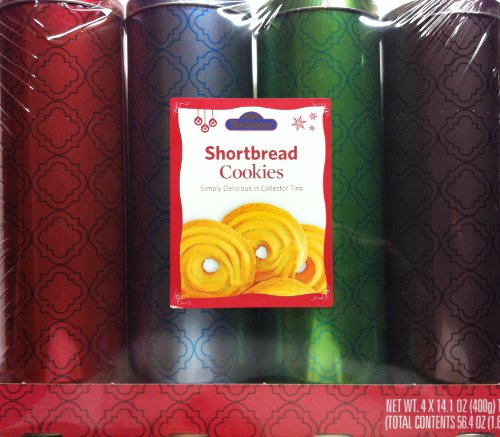 Stockmeyer Shortbread Cookie Collector Tins
