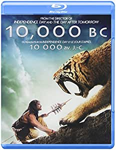 10000 B.C. [Blu-ray] (Bilingual)